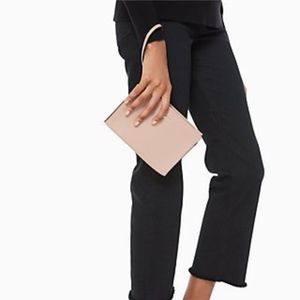 NWT Ginger Tea Marlow Wristlet/Clutch